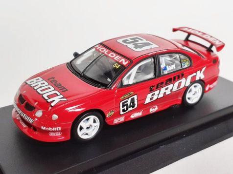 1:64 Biante - Holden VX Commodore - 2002 Team Brock - #54 Craig Baird - Item# B640601F