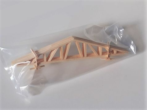 Set of Roof Trusses