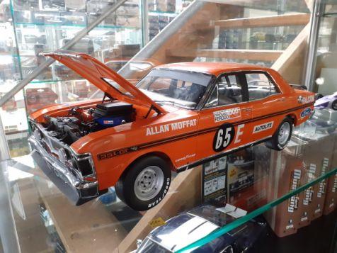 1971 1:8 Icon Models Bathurst Winning Ford XY Falcon #65 Allan Moffat *GB*