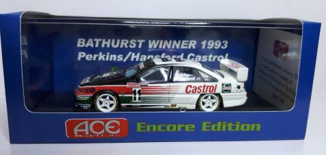 1993 1:43 ACE models 1993 Bathurst Winner Perkins/Hansford with Figurine