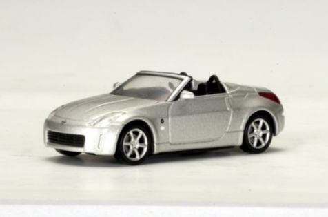 1:64 AUTOart Nissan Fairlady Z Roadster - Diamond Silver 20501