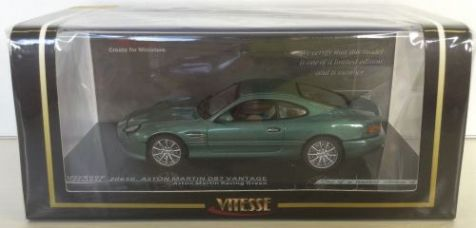 1:43 Vitesse Aston Martin DB7 Vantage in AM Racing Green 20650