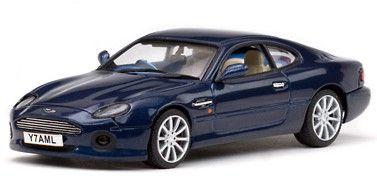 1:43 Vitesse Aston Martin DB7 Vantage in Mendip Blue 20652