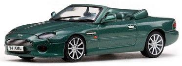 1:43 Vitesse Aston Martin DB7 Vantage Volante in Aston Martin Racing Green 20700