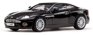 1:43 Vitesse Aston Martin Vanquish Bowland Black 20752