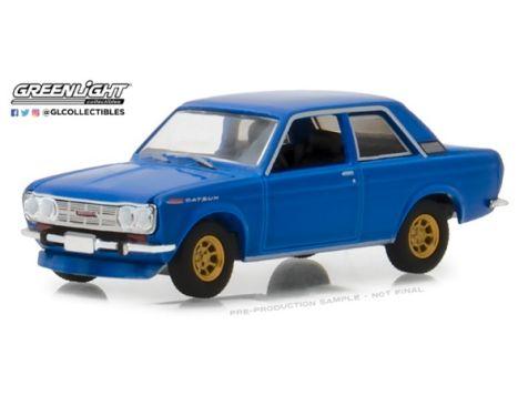 47020 1:64 Greenlight 1971 Nissan Skyline 2000 GT-R