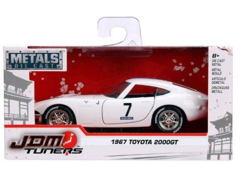 1:32 Jada JDM Tuners 1967 Toyota 2000GT Red 30374