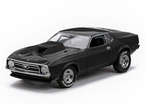 1:18 Sunstar 1971 Ford Mustang Pro Stock Drag Car, Black