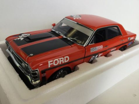 1970 1:18 Biante Bathurst Winning Ford XW Falcon GTHO Phase 2 #64E Moffat