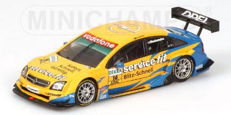 1:43 Minichamps Opel Vectra GTS V8 DTM 2004 #16 400044416