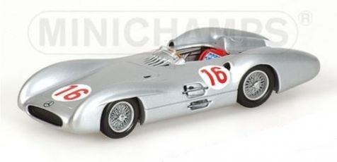 1:43 Minichamps Mercedes-Benz W196 GP Italy 1954 #16 432543016