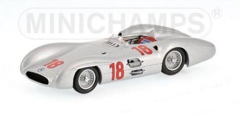 1:43 Minichamps Mercedes-Benz W196 GP France 1954 #18 432543018