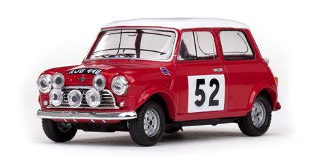 1:43 VITESSE Morris Cooper S #52 Rallye Monte Carlo 1965 43333