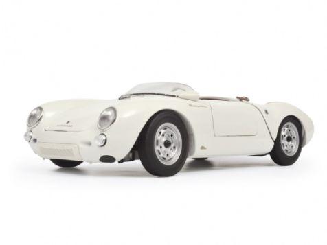 "1:18 Schuco Porsche 550 A Spyder ""Edition 70 Years Porsche"" 450033300"