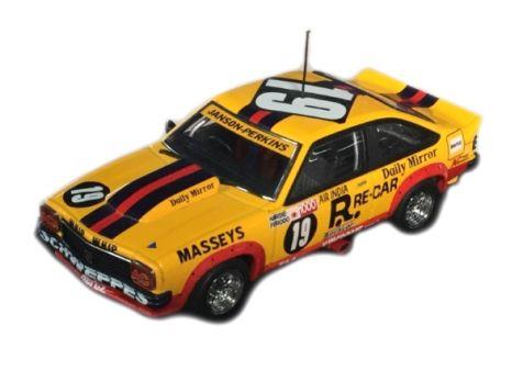 1:43 Autoart Holden Torana LX SS A9X 1979 Hardie Ferodo 1000 Janson - Perkins