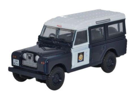 1:76 Oxford Diecast Hobbyco Bedford CA Van SP025