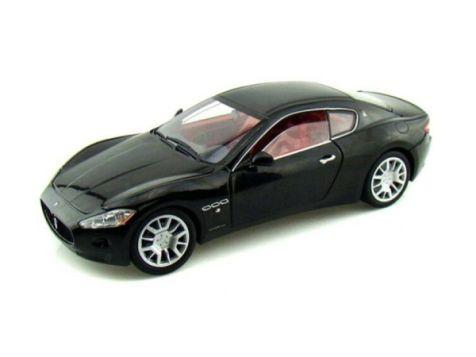 1:18 MotorMax Maserati Gran Turismo in Black
