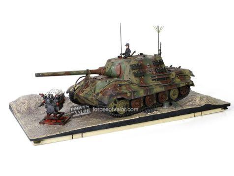 1:32 Forces of Valor German Heavy Tank Destroyer SD.KFZ. 186 'JAGDTIGER'