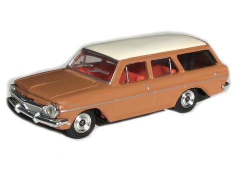 1:43 Trax EH Holden Wagon - Sorrel Tan - TR6C