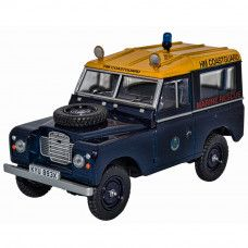 1:43 Oxord Land Rover Series 3 Coast Guard