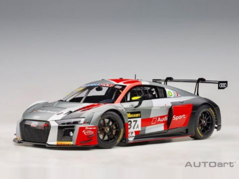 1:18 AUTOart 2018 Audi R8 12 Hrs Bathurst Winner #37A