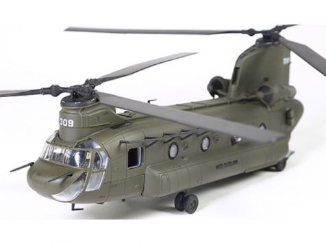 1:72 Forces of Valor Chinook CH-47D, A Company, 7th Battalion, Afghanistan 2003