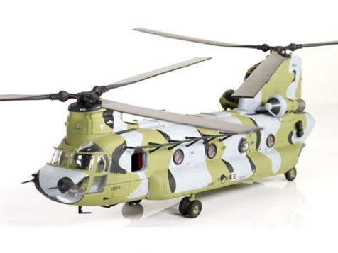 1:72 Forces of Valor Chinook CH-47D, #861654 Republic of Korea Army