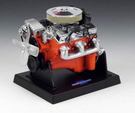 1:6 Liberty Classics Chevrolet V8 Small Block Engine