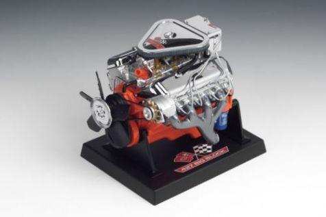 1:6 Liberty Classics Chevy Big Block L89 Tri-Power Engine
