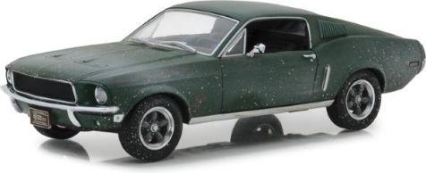 GL84041 1:24 Greenlight 1968 Ford Mustang GT Fastback 'Bullitt'