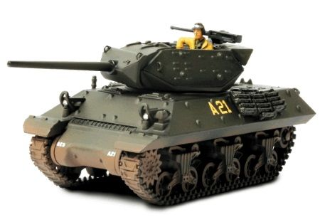1:72 Forces of Valor D-Day Commemorative Series - U.S. M10 Tank Destroyer - Normandy 1944 diecast military model