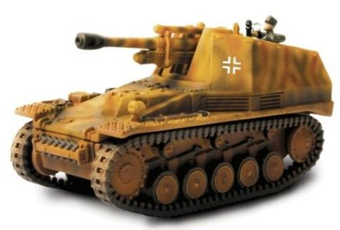 1:72 Forces of Valor D-Day Commemorative Series - German Self-Propelled Howitzer Wespe - Normandy 1944 diecast military model