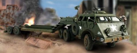 1:72 Forces of Valor (BAttle Extreme) U.S. M26 Dragon Wagon - France 1944 diecast military model
