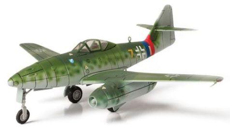 1:72 Forces of Valor German FW 190A-8 - JG54  France 1944 diecast model