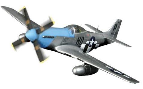 U.S. P-51D Mustang - Germany 1944 diecast model