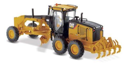 1:50 CAT 140M Motor Grader