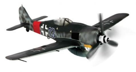 1:72 Forces of Valor German FW 190A-8 - Germany 1944