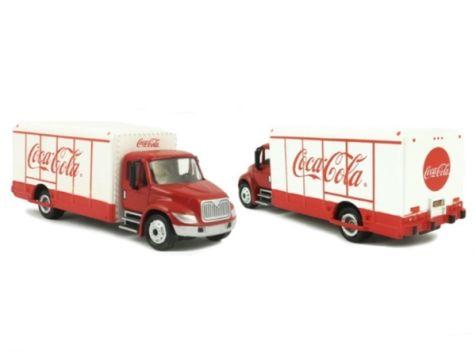 1:87 Motor City Classics Coca-Cola Beverage Truck 870001