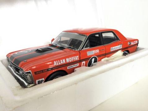 1:18 Autoart 1972 Ford Falcon XY GTHO Allan Moffat
