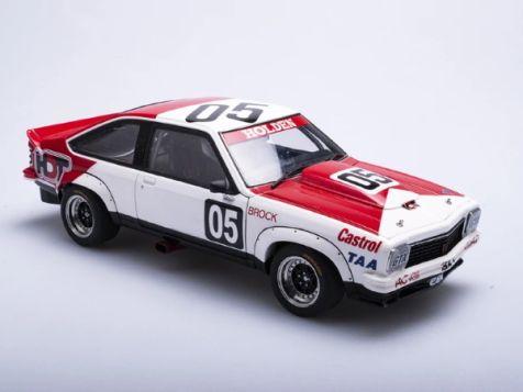 PREORDER 1:18 AUTOart 1978 Holden LX Torana A9X #05 Peter Brock Hang Ten Sandown 400