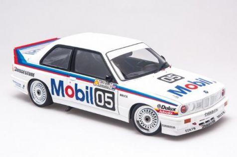 1:18 Autoart 1988 Australian Touring Car Championship - Driver: Peter Brock BMW M3 diecast model