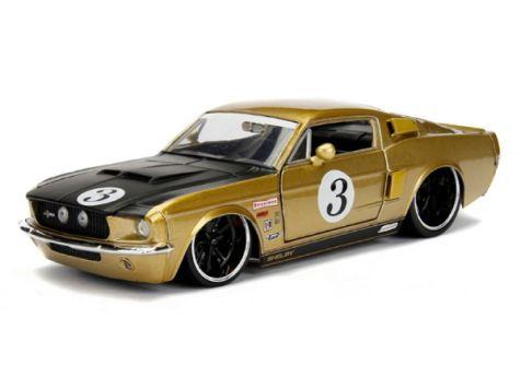 1:24 Jada 1967 Shelby GT500 in Champagne