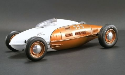 1:18 ACME So-Cal Speed Shop Belly Tanker in Gold