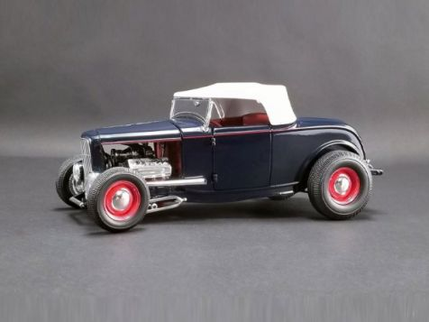 1:18 ACME 1932 Ford Roadster in Washington Blue
