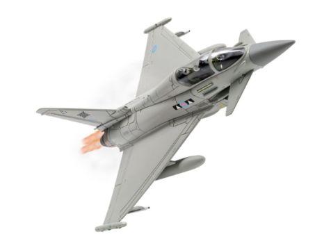 1:72 Corgi Eurofighter Typhoon T.3 ZK380 No.2(AC) Squadron - 100 Years of the RAF