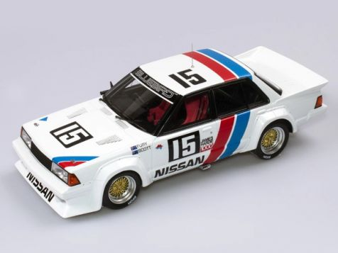 1984 Nissan Bluebird Turbo #15 Fury/Scott