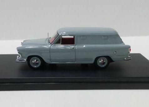 1:43 ARMCO Road Series Holden FE Panel Van - Car #15 -  Grey diecast model car