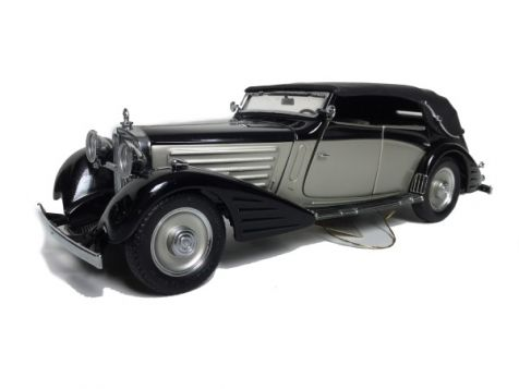 1:24 Franklin Mint 1939 Maybach Zeppelin