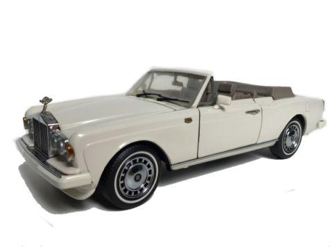 1:24 Franklin Mint 1992 Rolls-Royce Corniche IV