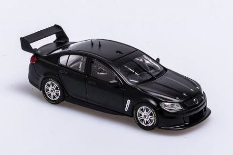 Holden VF Commodore Supercar in Satin Black Plain Body